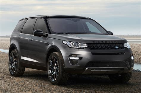 2017 Land Rover Discovery Sport Updates Announced, Priced