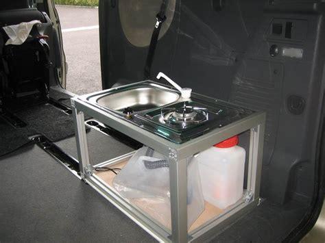 cuisine pour cing car kitchenette transportable tous véhicules