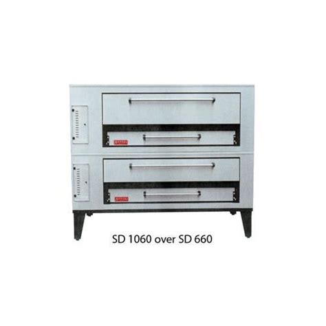 marsal and sons pizza prep tables marsal and sons sd 1060 marsal pizza deck oven