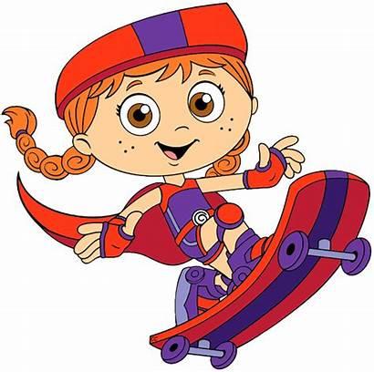 Why Wonder Super Cartoon Clipart Presto Princess