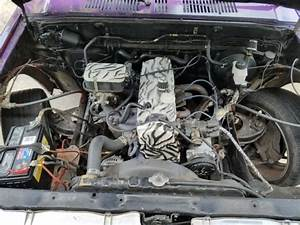 1988 Mazda B2200 Pickup Truck  Low Rider  5 Speed Short