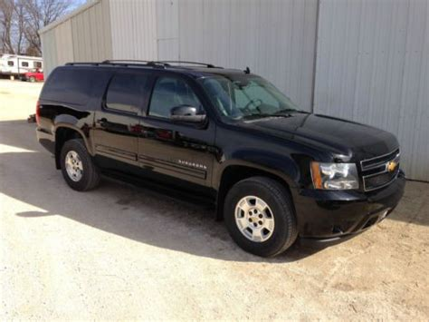 how to sell used cars 2012 chevrolet suburban 1500 lane departure warning purchase used black 2012 chevy suburban lt in quincy illinois united states for us 39 900 00
