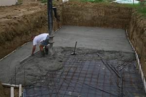 piscine en bloc polystyrene bancher bloc polystyrene With dalle beton pour piscine