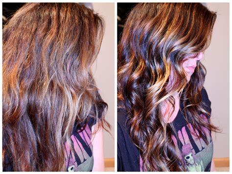 Burgundy Hair Color With Highlights