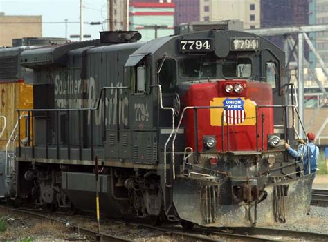 UP 7794 (B30-7) X SP with patch renumbering at ...