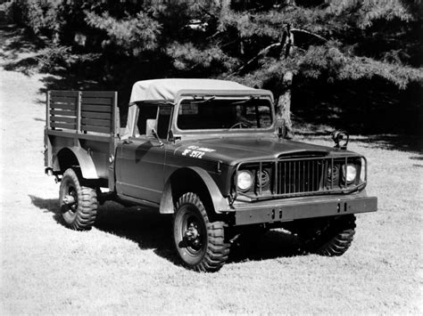 kaiser jeep  military classic truck trucks