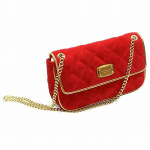 Designer Quilted Crossbody Bags Michael Kors Jet Set Chain Small Quilted Flap Shoulder Bag