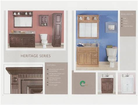 heritage bathroom cabinets free estimates nc cabinets installation contractors 16260