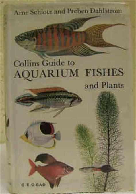 fish books and aquarium guides and fishes in aquaria