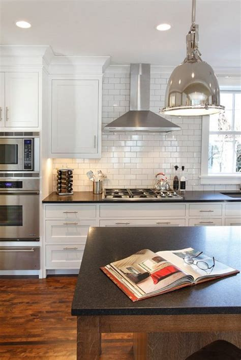 kitchen cabinets reface tile to ceiling and around window subway tile kitchen 3194