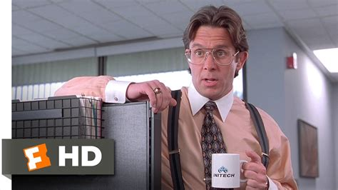 was office space filmed office space 1 5 clip did you get the memo Where