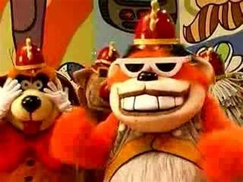 Show Boat Characters by The Banana Splits