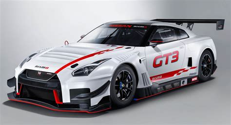 2018 Nissan Gtr Nismo Gt3 Unveiled With Performance