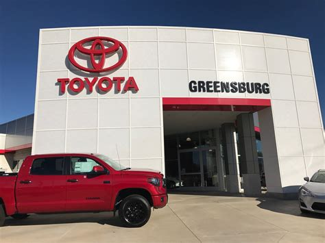 Toyota Of Greensburg In Greensburg, Pa
