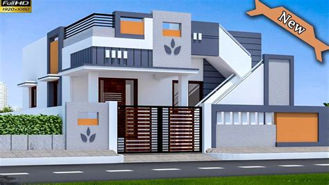 Home Design Ideas Elevation by 30 Beautiful Small House Front Elevation Design 2019