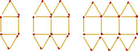 matchstick patterns 2 worksheet from times tutorials