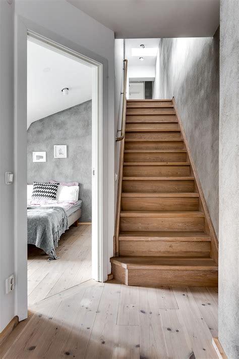 striking scandinavian staircase designs
