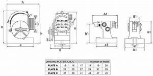 D002 - Bs-1 Dividing Head