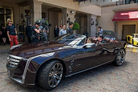 Entourage Cadillac by The Entourage Will Brands Alongside All The