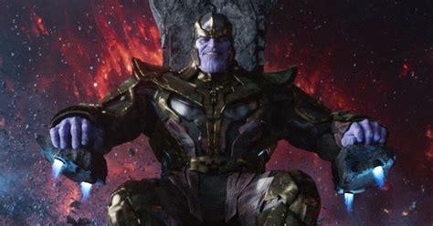 thanos luchara contra todos en avengers infinity war