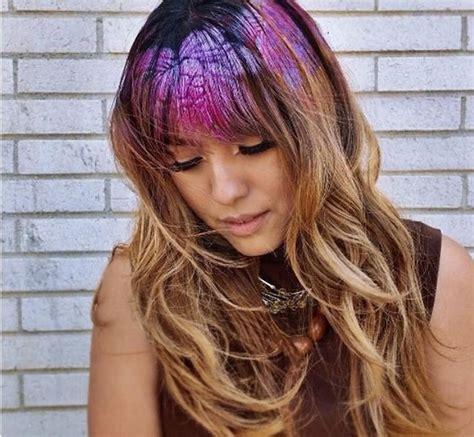 Coloration Cheveux  Coiffure Simple Et Facile  Part 17