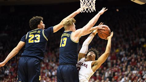 michigan basketball   plenty tough  case  forgot