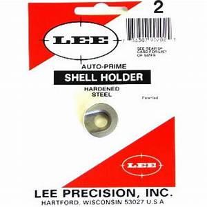 Shell Holder Chart Lee Precision Auto Prime Shell Holder 3 Lee90203 Cdsg Ltd