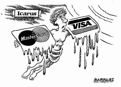 Cartoons Poem Political Greek Debt Financial Classroom
