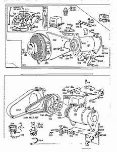 Briggs-stratton Model 233401 To 233499  0010