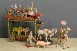 Antique Schoenhut Circus Toys
