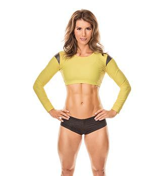 Get To Know Celebrity Trainer Jen Widerstrom Muscle Fitness