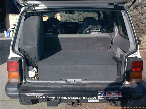 Modification Suprafit Box by Jeep Box Rear Storage Box