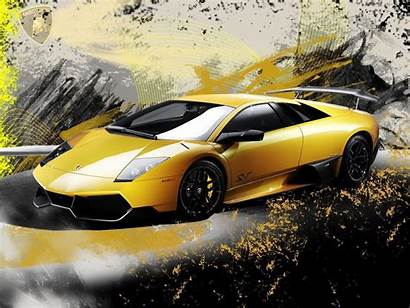 Cool Cars Backgrounds Background Wallpapers Awesome Yellow