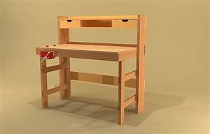 Crafters: Folding workbench plans