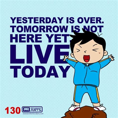 130 Ahmad Says Yesterday Is Over Tomorrow Is Not Here