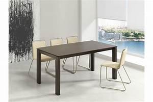 Table Plateau Ceramique Extensible