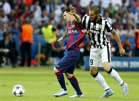 Juventus Vs Barcelona Champions League Final : Uefa ...