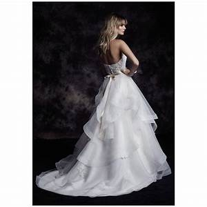 Paloma blanca 4610 wedding dress the knot formal for The knot wedding dresses