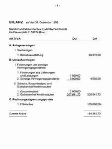 Gewinn Verlust Rechnung Vorlage : was ist der unterschied zwischen bilanz und gewinn verlust rechnung forum ~ Themetempest.com Abrechnung