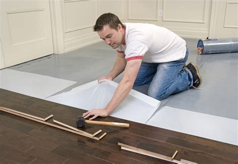 how to install flooring concrete elastilon 174 revolutionizes hardwood floor installation