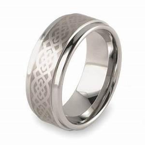 Wedding rings cheap wedding rings 18 carat gold for Gaudy mens wedding rings