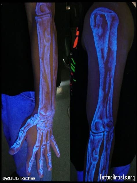 ink that shows up under black light 15 amazing white ink tattoo ideas