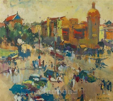 Artworks of Syed Haider Raza (Indian, 1922 - 2016)