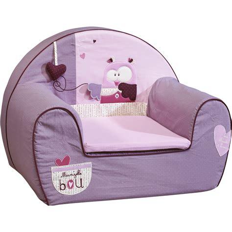fauteuil bebe pas cher fauteuil mousse pour bebe pas cher