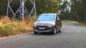 Essai Peugeot Partner Tepee 1 6 Hdi 115 Outdoor