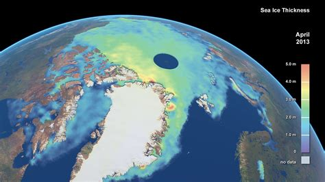 Monitoring Polar Changes: Scientists Deploy Many Tools to