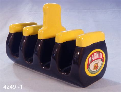 Novelty Gravy Boat Uk by Marmite Toast Rack It Or It Collectable China