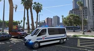 Vehicules Gta 5 : mercedes sprinter crs 2 0 vehicules pour gta v sur gta modding ~ Medecine-chirurgie-esthetiques.com Avis de Voitures