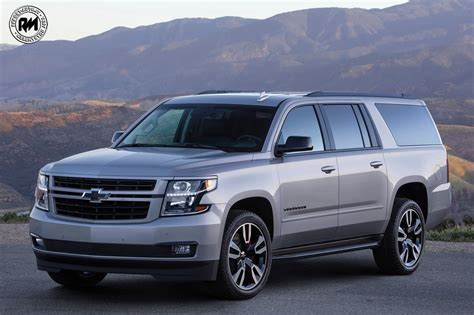 2019 Chevrolet Suburban Rst Performance Package by Nuova Chevrolet Suburban Rst Performance Package