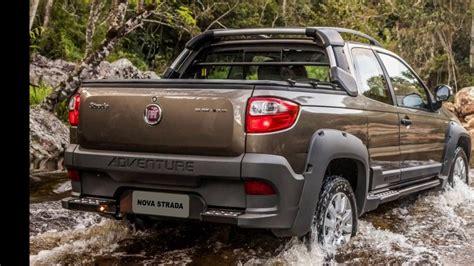 Fiat Strada 2019  Preço, Consumo, Ficha Técnica